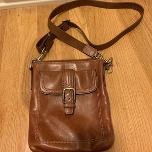 Coach Crossbody Bag - Brown